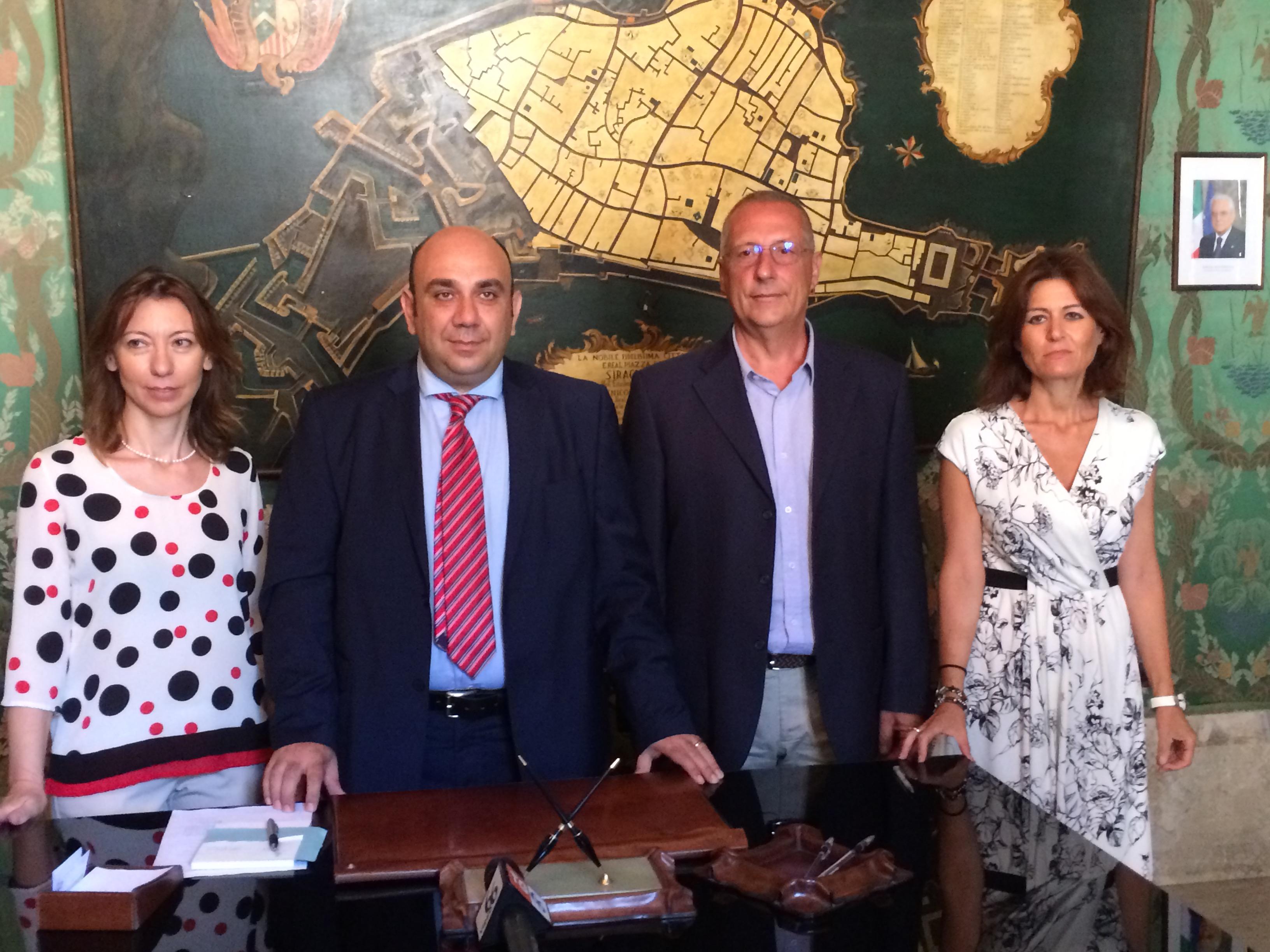 Siracusa, due nuovi assessori in giunta: sostituiscono Gasbarro e Scorpo