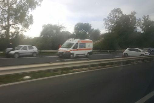 Incidente sulla Siracusa Catania: coinvolte tre automobili