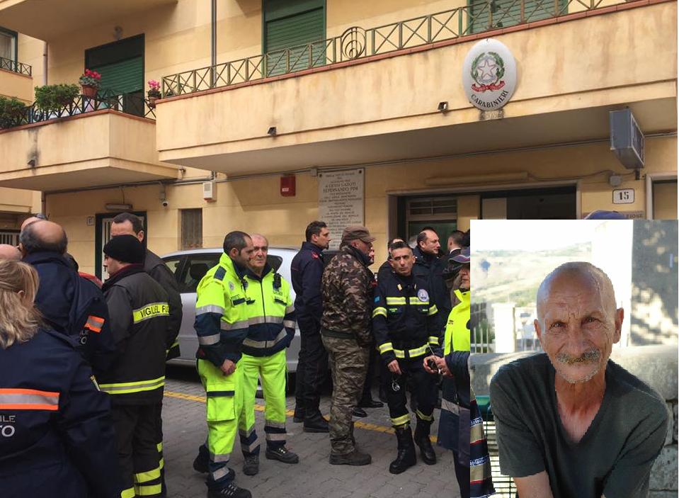 Sessantenne di Racalmuto scomparso, estese le ricerche