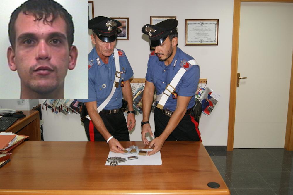 Scicli, trovato con droga pronta allo spaccio: arrestato