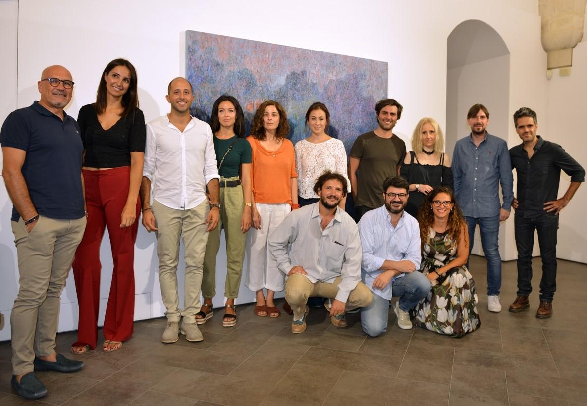 """Scicli, alle Quam inaugurata la mostra di gruppo """"Immateria"""""""