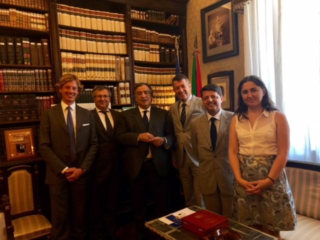 Imprese: Confcommercio Palermo incontra una delegazione della Turchia