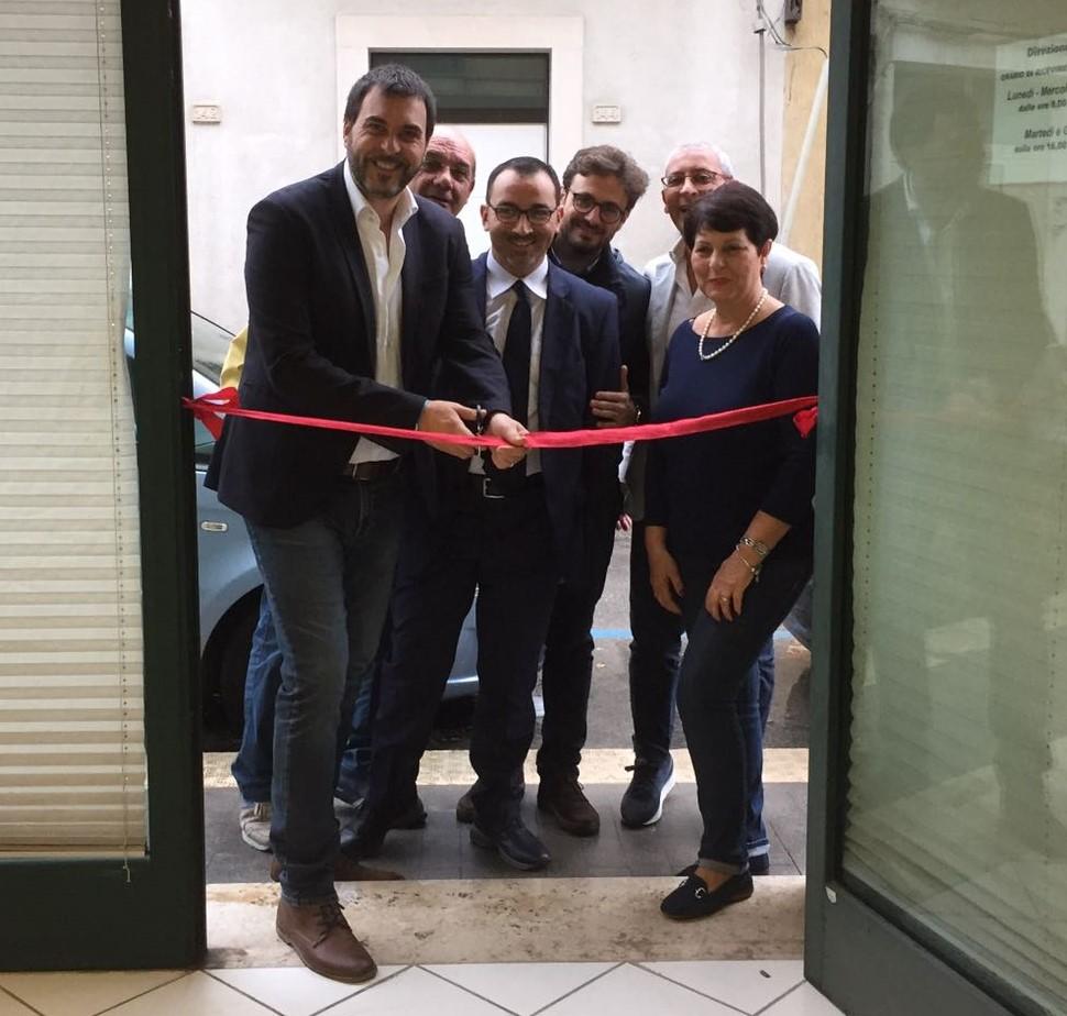 Vittoria, aperta in via San Martino la nuova sede dell'Ufficio tributi