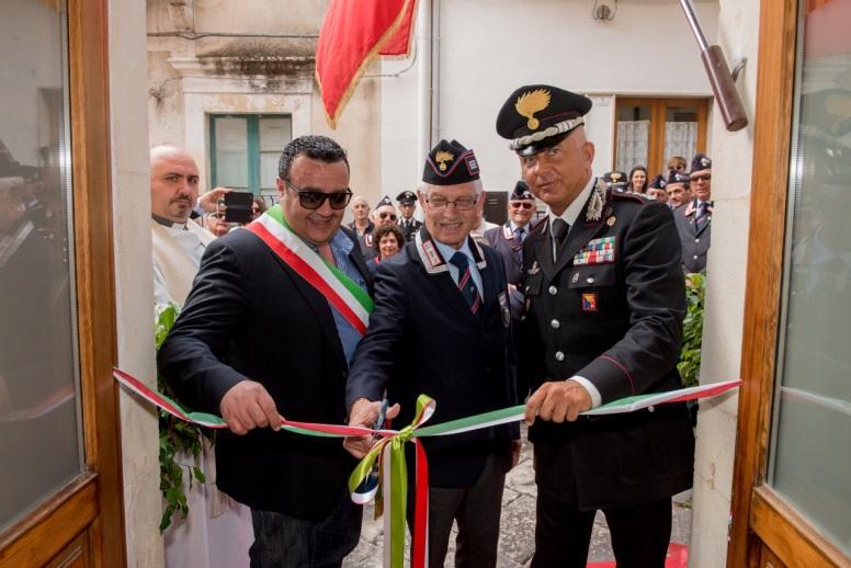 Sortino, inaugurata la nuova sede dei carabinieri