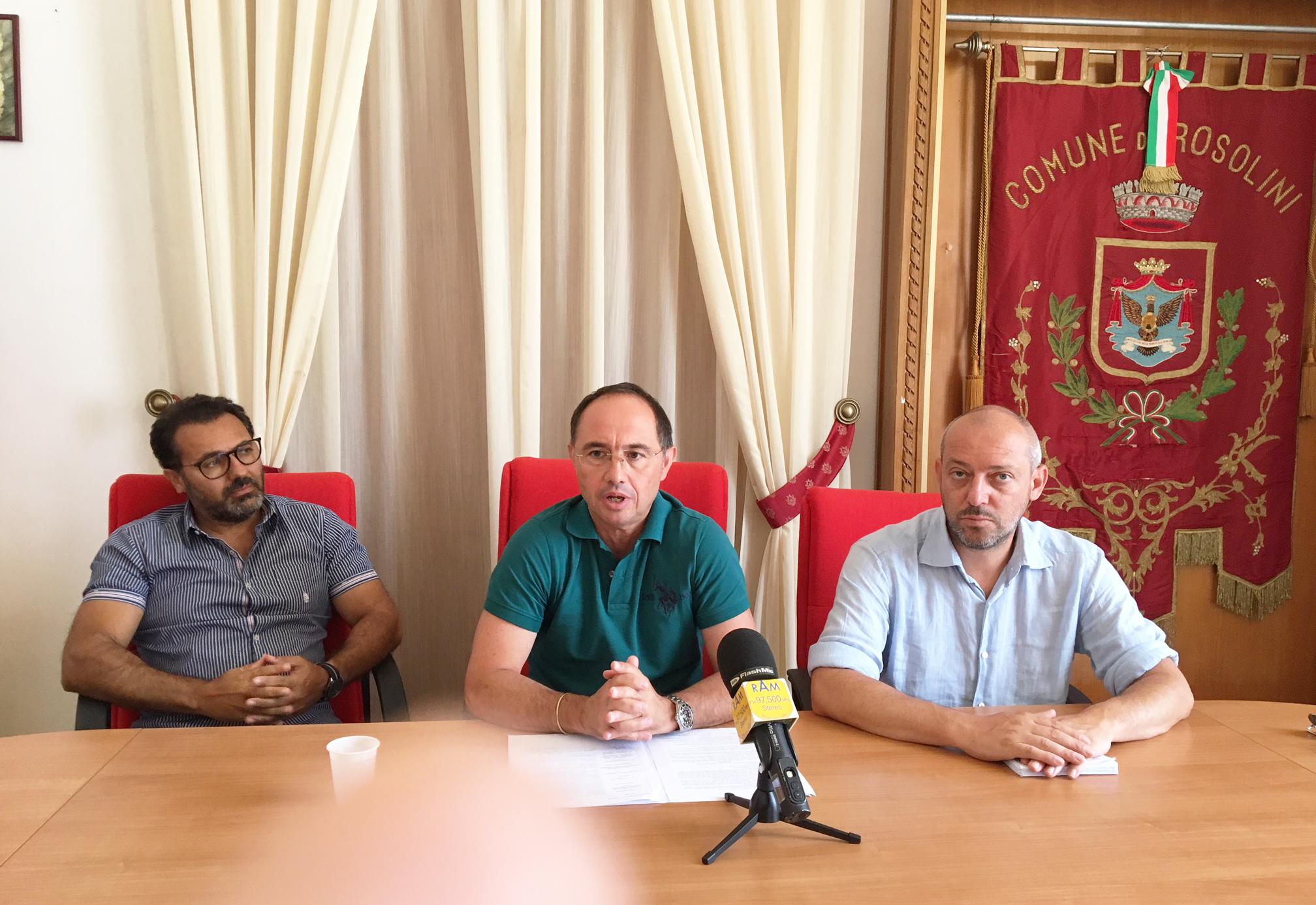 Rotazione dei dirigenti, a Rosolini per il sindaco diventa  priorità