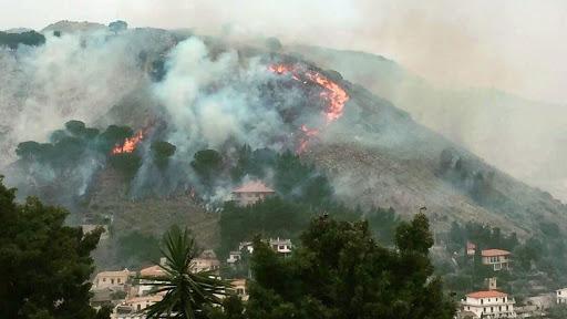 Emergenza roghi boschivi, il Sifus: incrementare le squadre antincendio