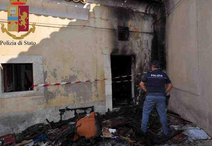 Comiso, incendio a sacrestia della Catena: denunciato piromane