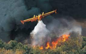 Emergenza incendi,  6.790 interventi in Sicilia in un mese