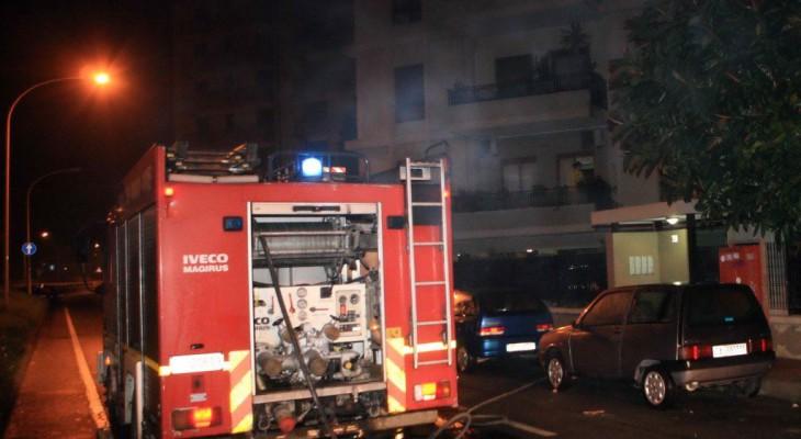 Siracusa, due auto in fiamme nella notte