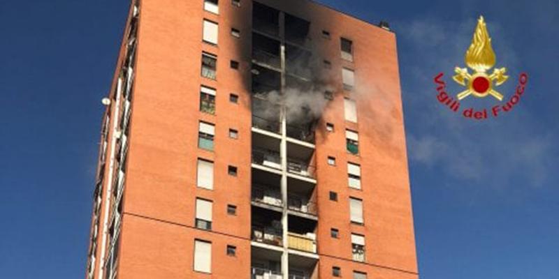 Incendio Milano, morto il tredicenne: indagini per omicidio colposo