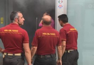 Siracusa, falso allarme per un incendio in viale Teocrito