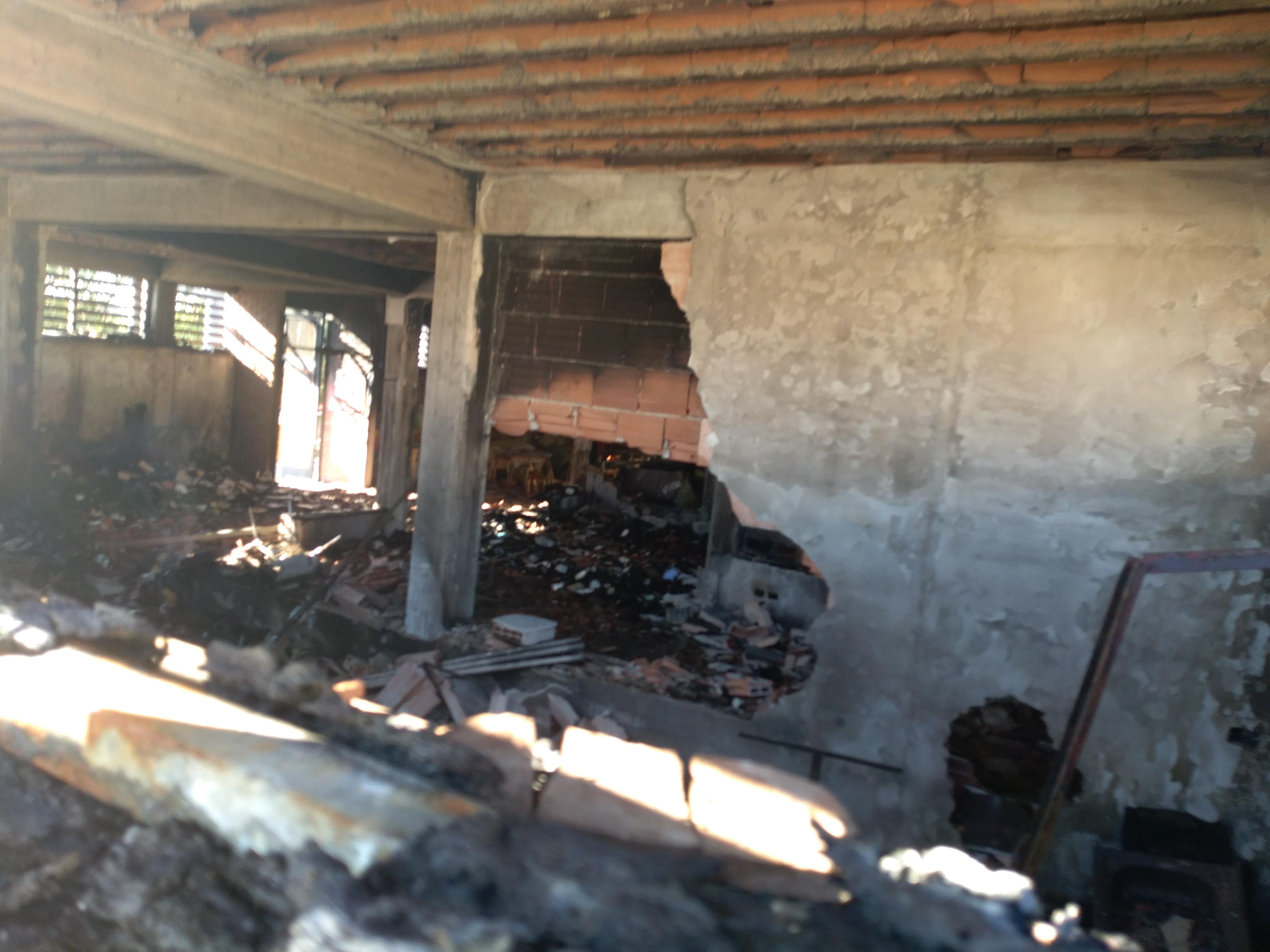 Catania, incendiato a Librino il club house della squadra di rugby