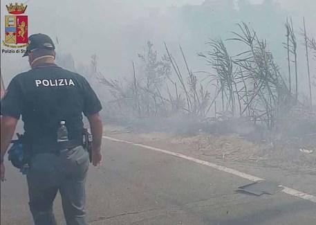 Incendio a Messina, i piromani sono tre adolescenti