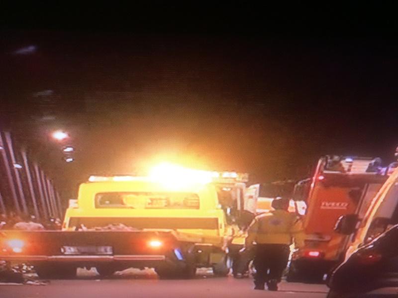 Scontro tra due moto a Paternò: 4 giovani morti carbonizzati