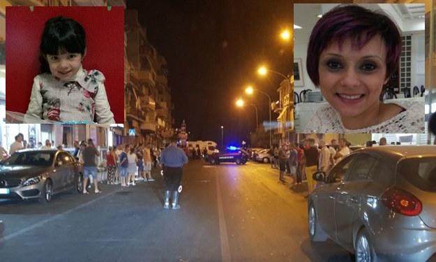 Travolte da un'auto in via Venezia a Gela, morte madre e figlia