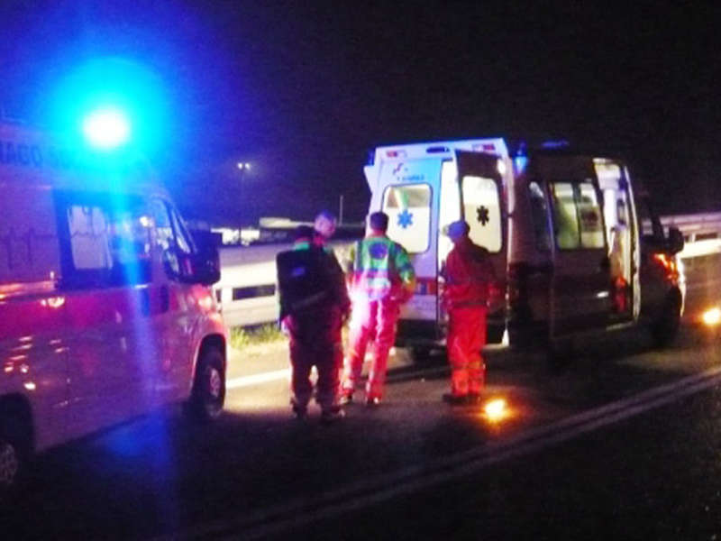 Caltanissetta, uccisa mentre attraversa al buio la  strada statale 640