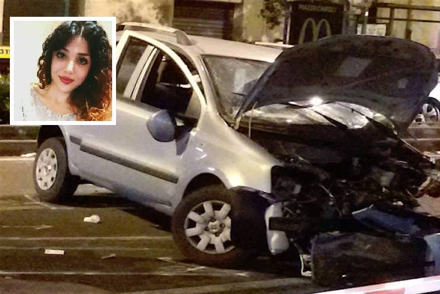 Lorena Mangano morta in un incidente a Messina: ridotte pene in Appello