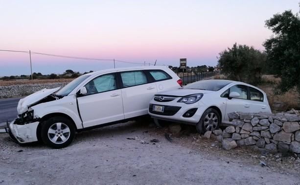 Incidente stradale sulla Modica-Ispica: ferite due donne