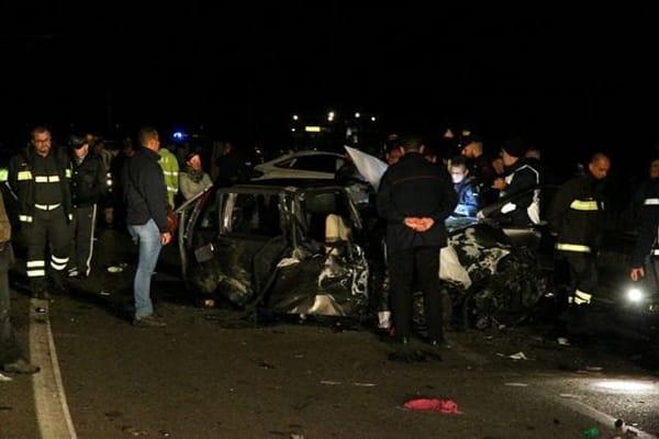 Incidente sulla Agrigento - Palermo, un morto e due feriti
