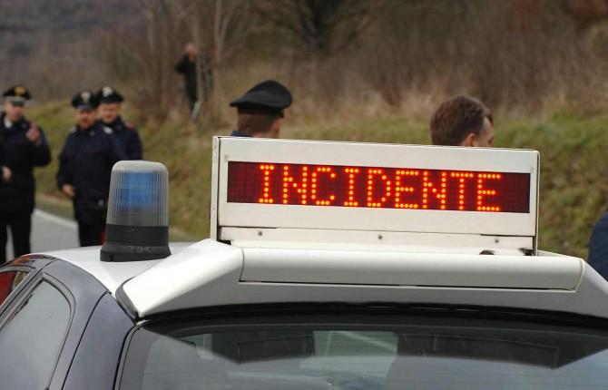 Provocò un incidente, anziana arrestata nell'Agrigentino