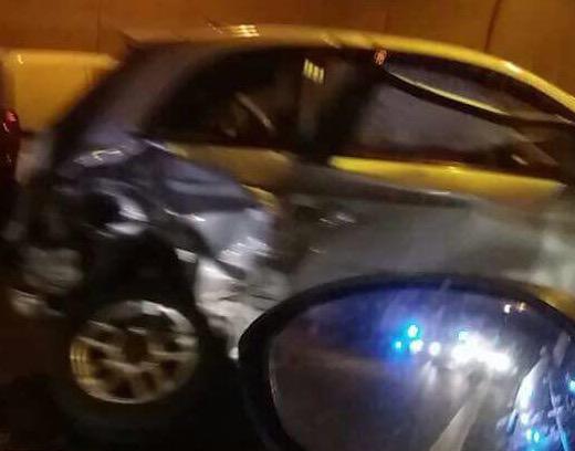 Incidente nella galleria San Demetrio: un morto sulla Catania - Siracusa