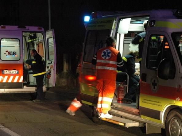 Incidenti stradali, schianto nel Cosentino: muore un bimbo di 3 anni