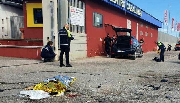 Francavilla Fontana, morto un motociclista di 24 anni in un incidente
