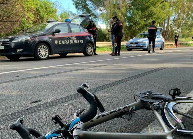 Agrigento, investito da un furgone ciclista 71enne di Naro perde la vita