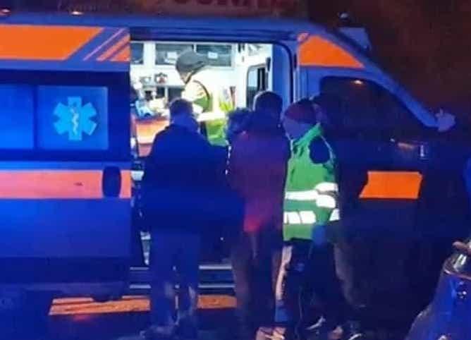 Incidente stradale a Palermo, due feriti in viale della Regione siciliana