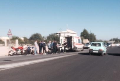 Incidente stradale alle porte di Floridia, ragazzo di Siracusa  resta ferito