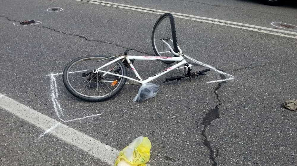 Incidenti stradali: ciclista muore travolto nel Salernitano