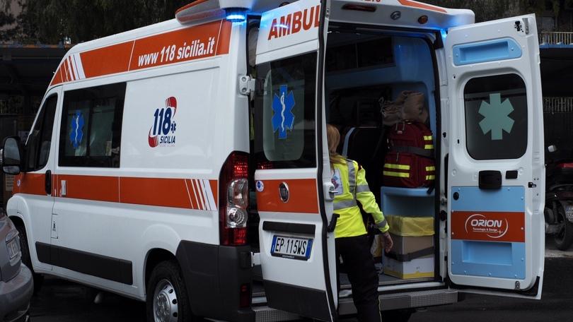 Incidenti stradali: scontro tra tir e auto, un ferito a Pietraperzia