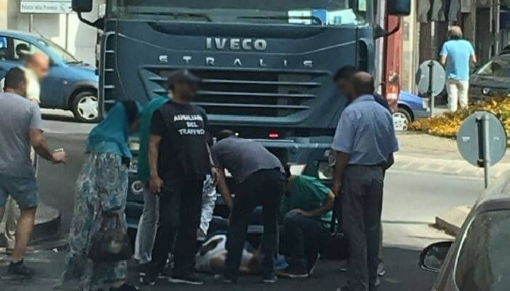 Anziano travolto e ucciso da un camion a Ragusa