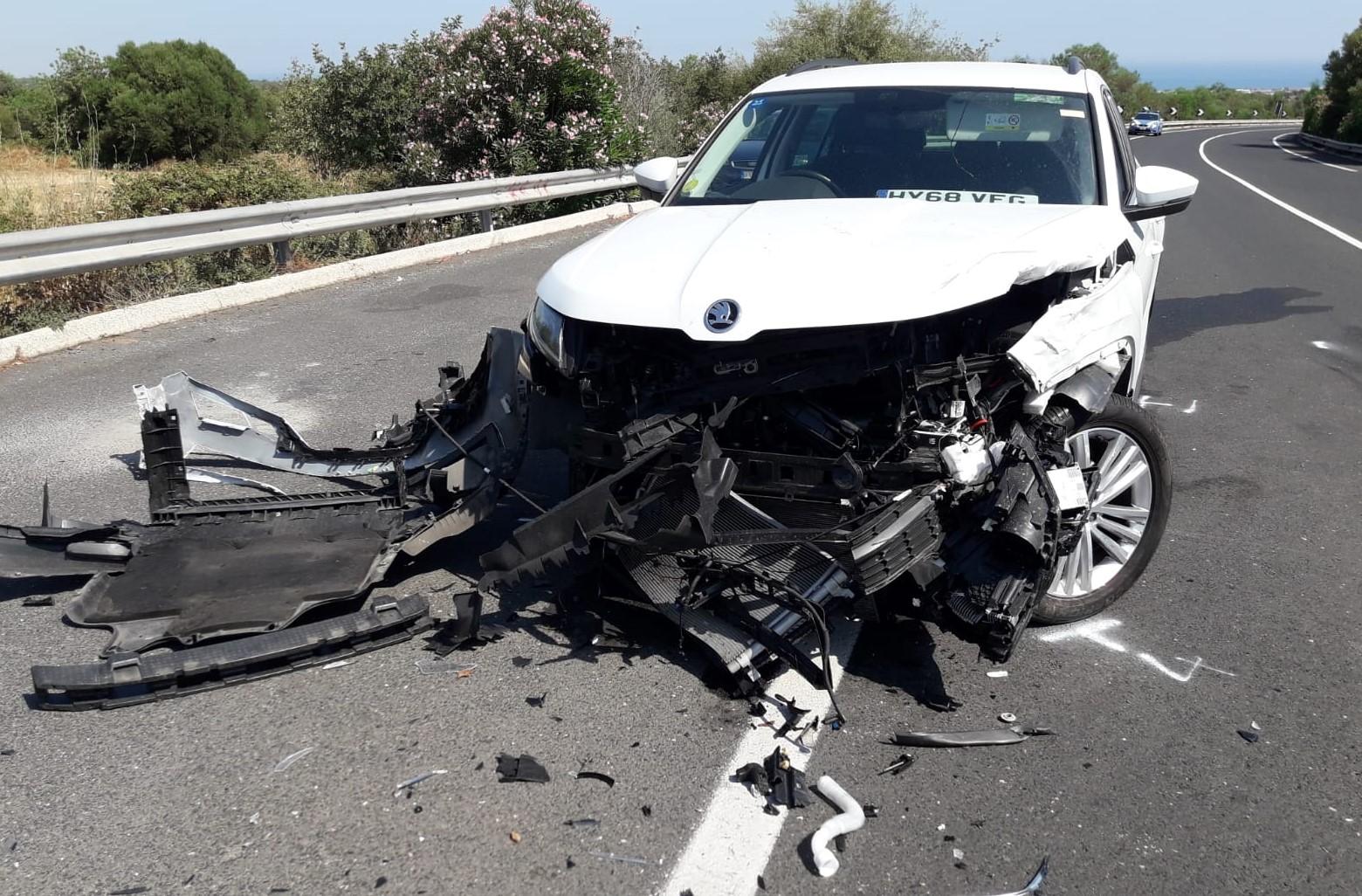 Modica, incidenti stradali rilevati dalla Polizia locale: quattro persone ferite
