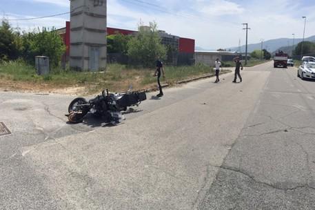 Incidente mortale a Ostuni, perde la vita un centauro 30enne