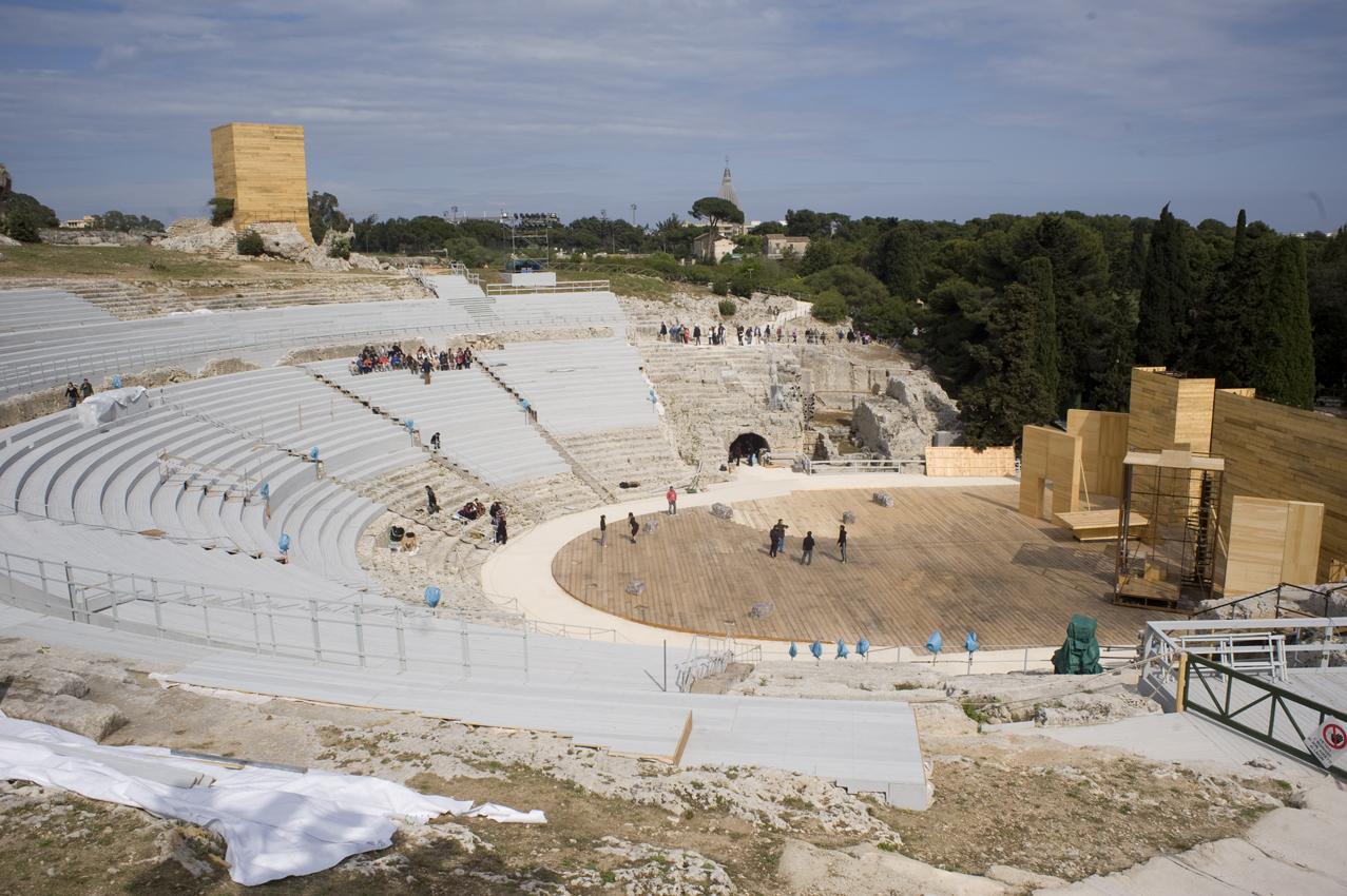 Gli spettacoli classici a Siracusa, presentazione anche a Roma e Milano