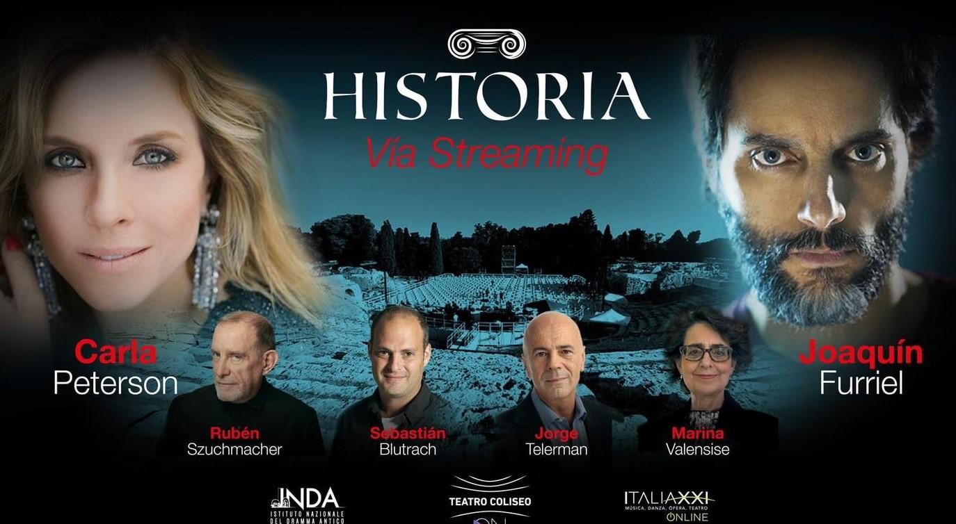 Il teatro Greco di Siracusa raccontato da un documentario Argentino