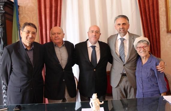 Modica, presentato il direttore onorario del Museo e di Cava Ispica