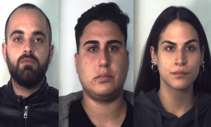 Genitori segnalano spaccio al Parco giochi: tre arresti ad Aci Catena