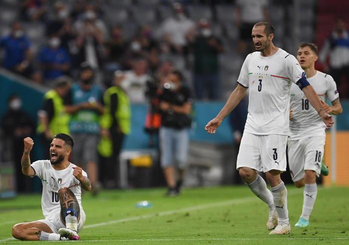 Europei, è un'Italia da sogno: battuto il Belgio e semifinale contro la Spagna