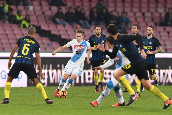 Inter - Napoli, indagati cinque ultrà partenopei