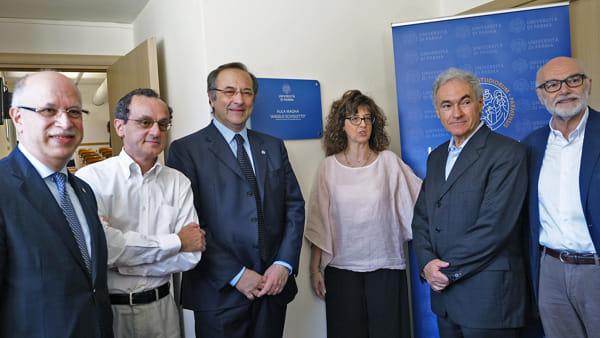 Intitolata al modicano Angelo Scivoletto aula magna all'Università di Parma