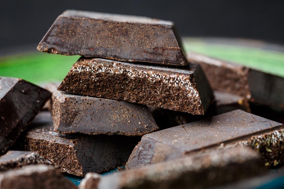 Il cioccolato di Modica Igp al Tourisma di Firenze