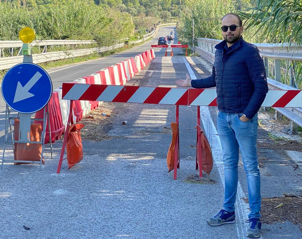 """Vittoria, l'associazione """"Evviva"""" sollecita interventi al ponte sul fiume Ippari"""