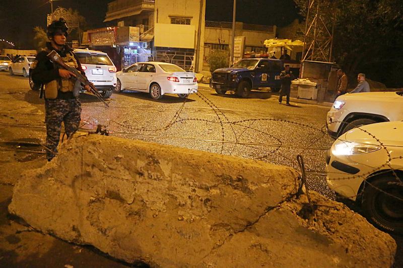 Doppio attentato a Bagdad, 38 morti e oltre 100 feriti