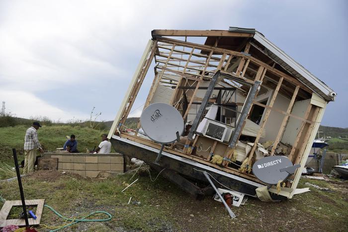 L'uragano Irma tocca terra: la Florida trema