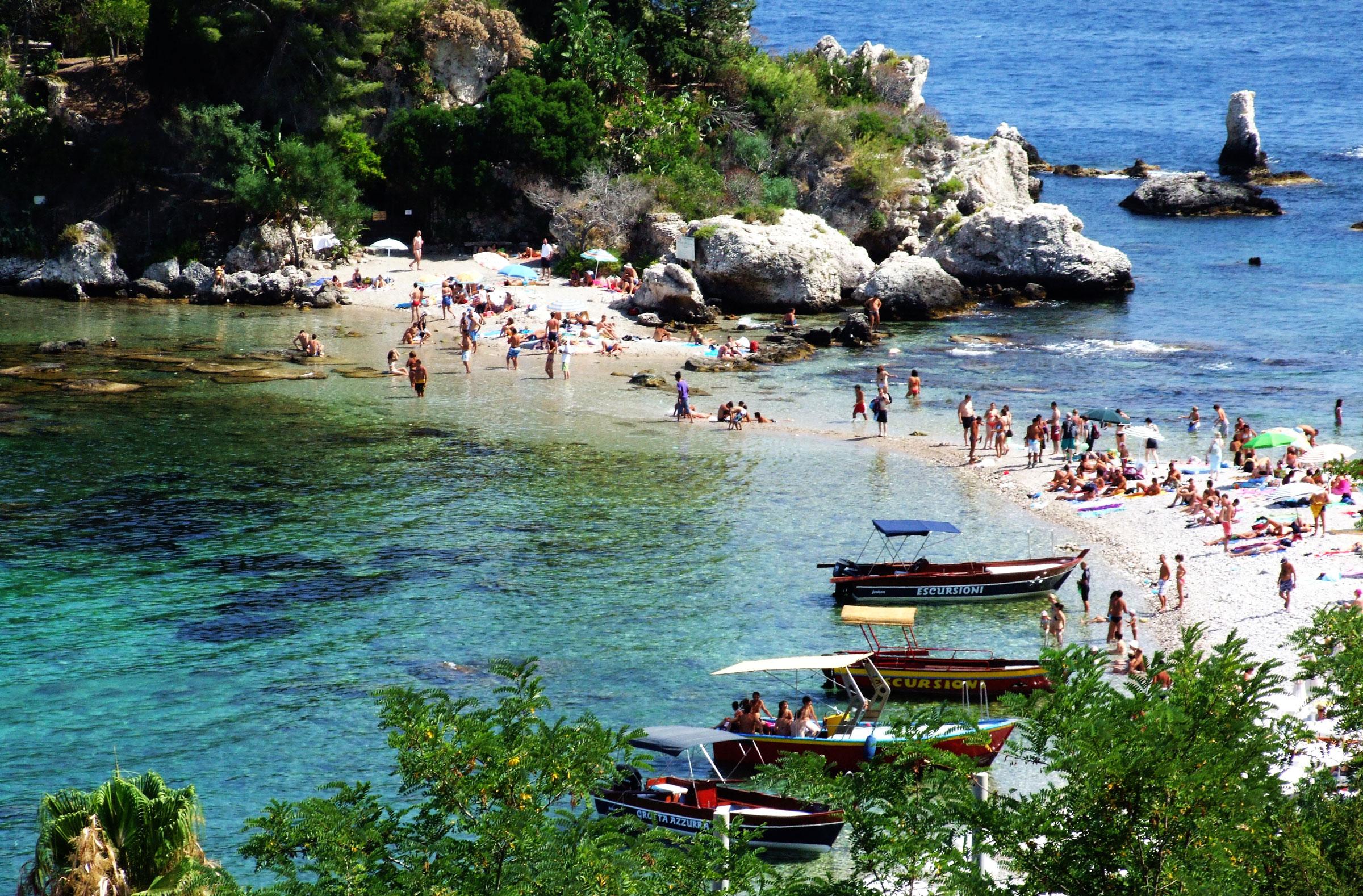 Turismo, gruppo Domina punta sulla Sicilia: boom di voli per Sharm
