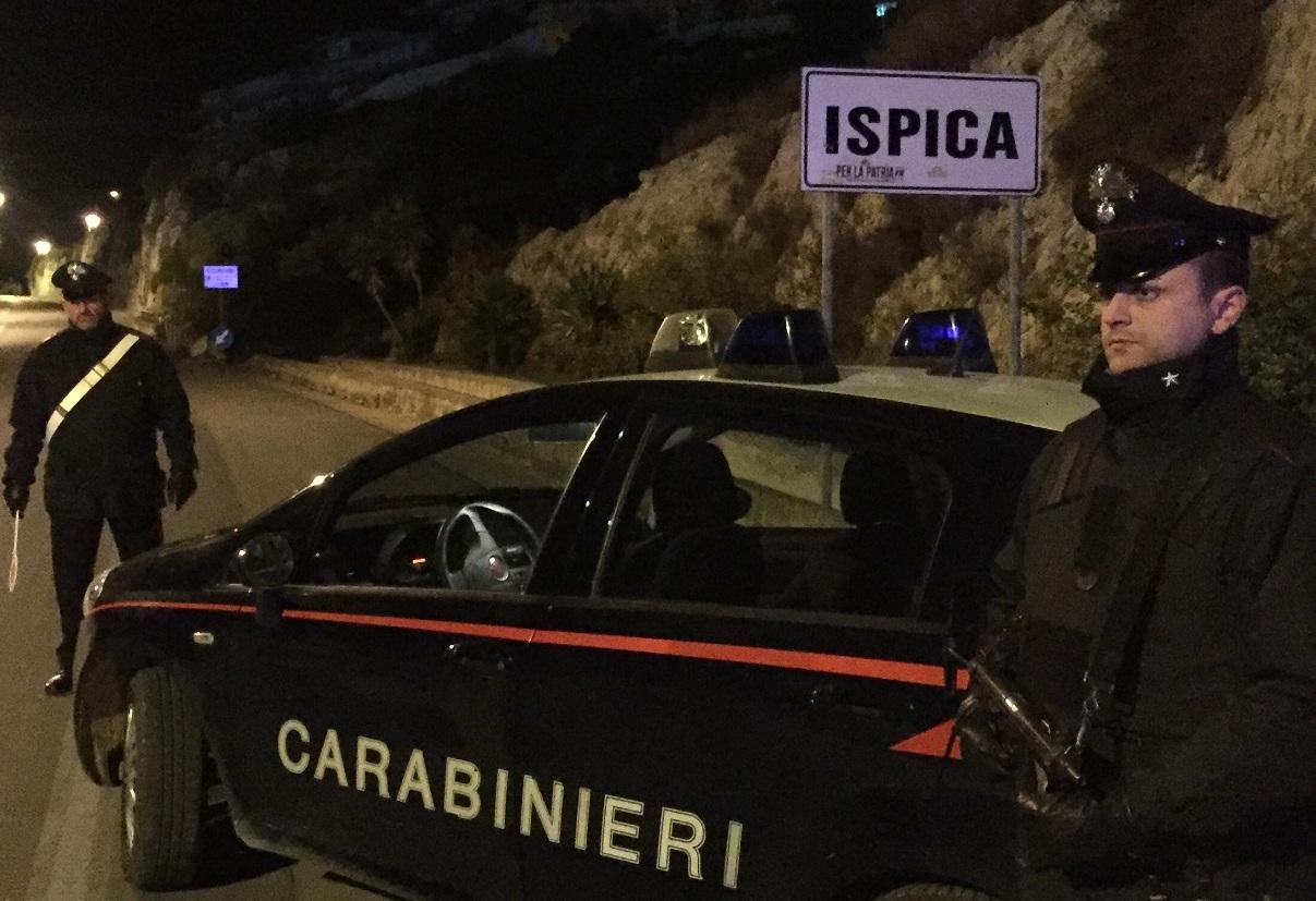 Giovane romeno arrestato a Ispica per oltraggio ai carabinieri