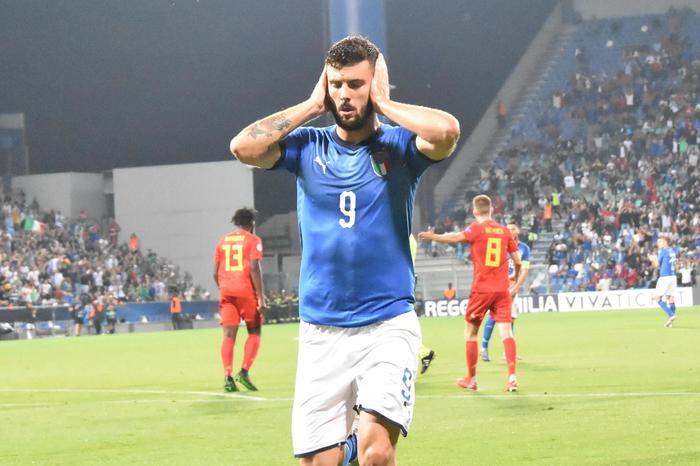 Euro 2020, l'Italia batte il Belgio per 3 a 1 ma potrebbe non bastare all'Under 21