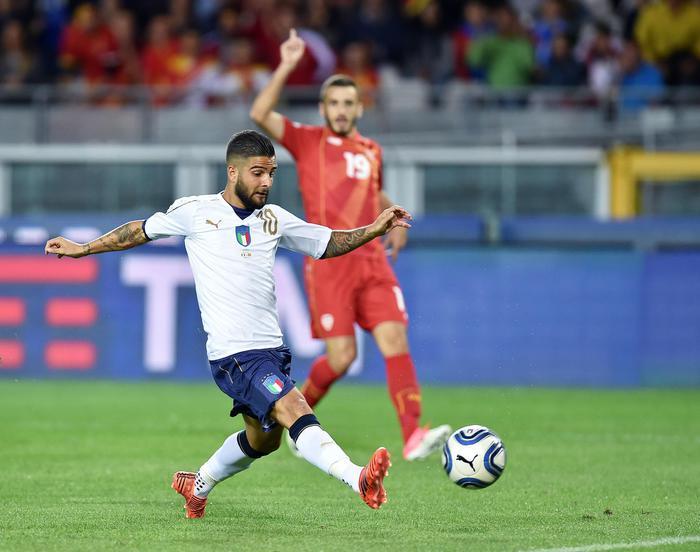 Mondiali, l'Italia pareggia 1 a 1 con la Mcedonia e lascia il campo tra i fischi